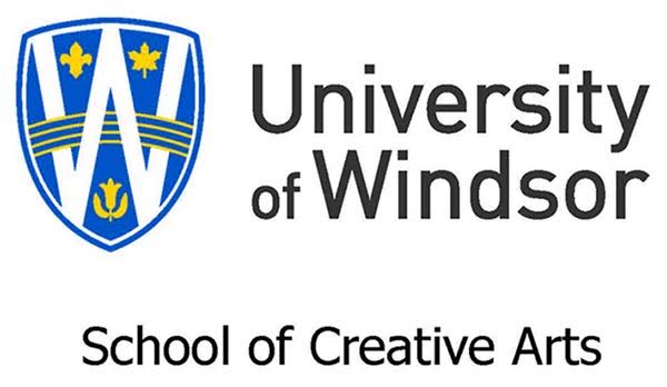 university of windsor school of creative arts logo