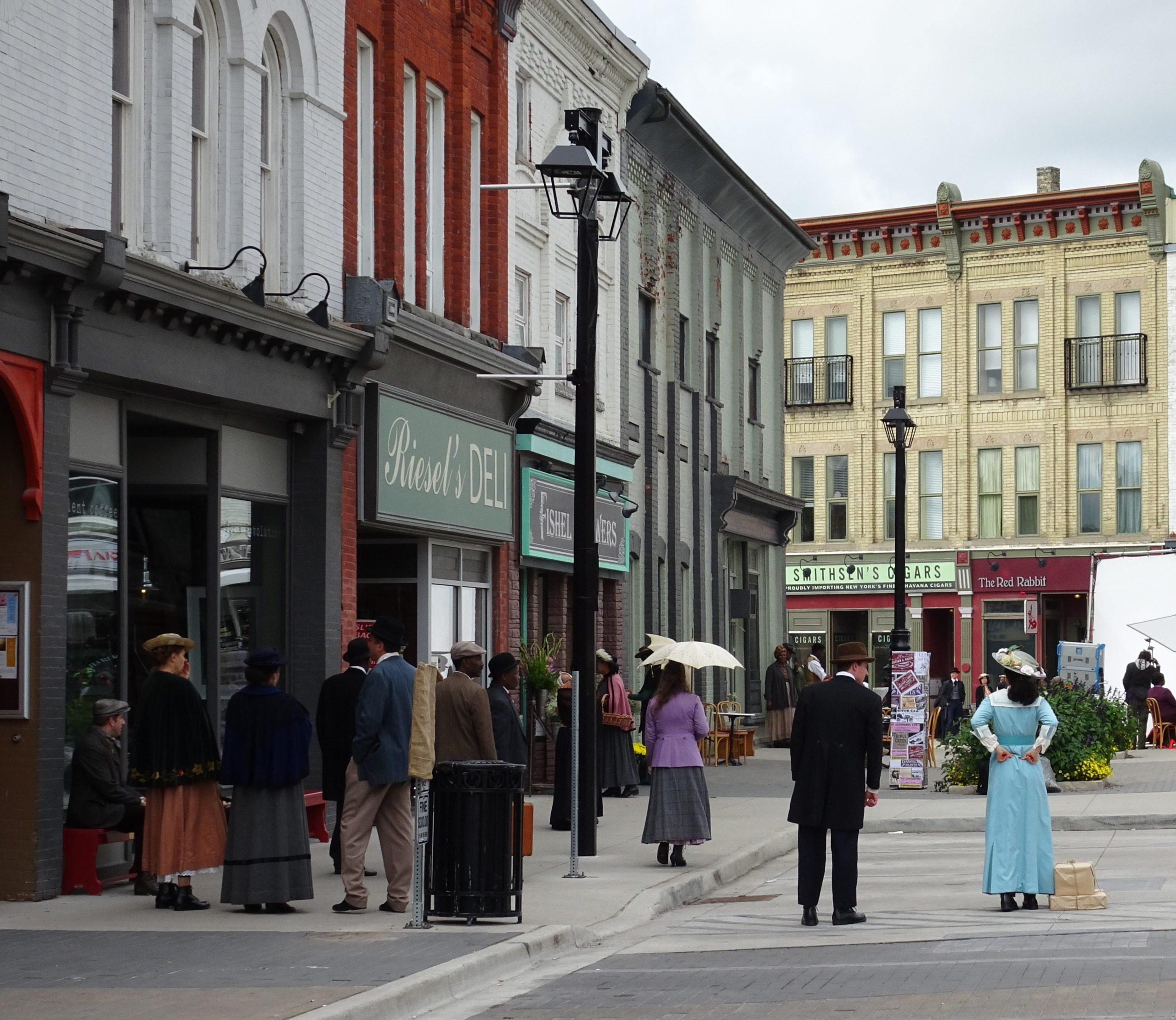 Stratford Film Location in Southwestern Ontario